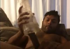 Desi dick masturbating with fleshlight