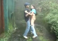 xxx video indiangirls easy porn movie Indian girl sucking and fucking outdoors in ripple