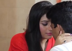 Indian Bhabhi Romance alongside Devar fro Excrete