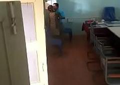 indian school unshaded romance  with teacher