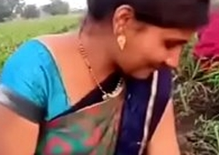 Farmer indian video of wife