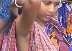 Indian women dark UNDER ARMS