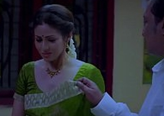 tamil actress sadha hot seducing with customer