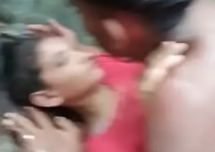 Desi lover fuck outdoor