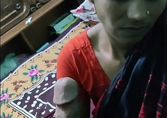 Bhabi Carrying out handjob and sex