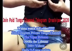 Hot Desi Girl Tango Private 408