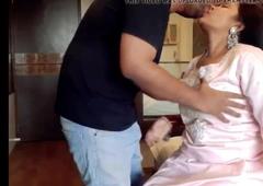 Desi couple making love