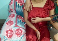 Hot sexy pioneering indian Bhabhi enjoying sex with ex boyfriend