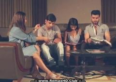 Indian Beautiful Couple's Hot Ass fucking Sex Video attaching 1