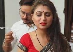 Wife cheating on husband with devar, Hindi audio