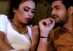 Hottest Indian housewife has sex with young boy