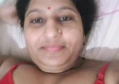 Hot Bhabhi in video call