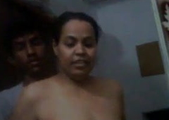 Sexy video of indian stepmom fro son