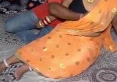 Indian bhabhi has hot sex with Sohag Rat