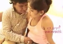 Desi Girl Has Sex with Brass hat