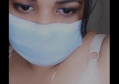 Bangladeshi girl Farjana has sex with her consumer Video No - 1