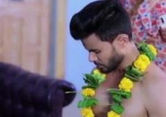 Dhongi baba porn alongside bhakt