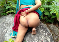Big Ass Stepmom Drilled Outdoors - brash public sex
