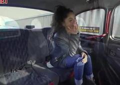Anal making love in a catch car