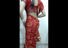 Desi Indian Bhabhi Video CHhat with secret lover