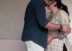 Desi Paki couple, blowjob