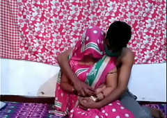 Boobs sucking of married woman