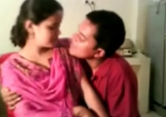 Indian Village Girl Fucked and Hot Kissed by Lovable Porn Video