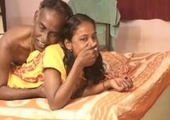 India fascinating teen slutty wife engulf and oral-job his old spouse