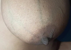 Real desi bhabhi having distinguished boobs