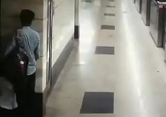 caught in footage - mauke pe chowka