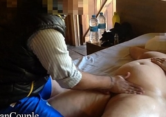 Desi wed Suman getting in the altogether massage hubby filming [Part 8]