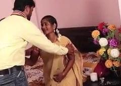 First Night Scene of Devoted to Indian Stiffener – Desi Latest Movie