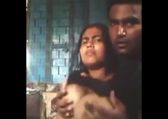 Desi Aunty With Hubby