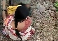 Desi village fucking outdoors
