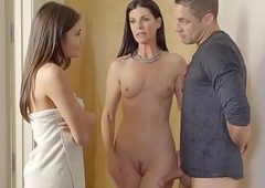Mummy Win over Porn S5-E7 Adria Rae, India Summer Bonking Scales old-fashioned