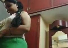 Sexy Mallu Bhabhi Infirm of purpose