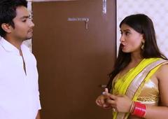 Super hot and erotic Anjali seducing devar