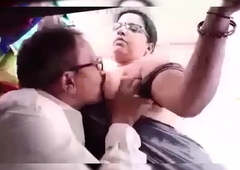 Kannada Mature Milf Aunty's Affair beside Tailor – Boobs Deepthroated