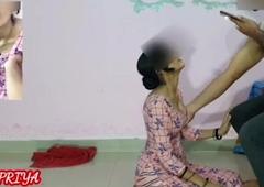yourpriya- Kamwali paise lekar khub chudi, seeming Hindi audio