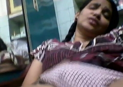 Tamil unavailable girl shows herself to bank employee 3