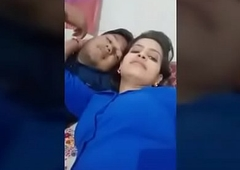New spoken for Indian girl fuck by her boss after duty