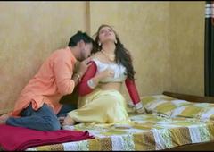 Bivi rat bhar choda in Hindi web series