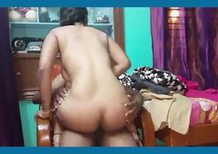 Fucking Obese Ass Long Haired Sexy Tamil Neighbour Aunty