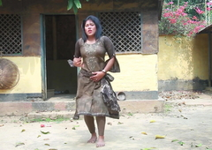 Bangla dealings coupled with dance Video, Bangladeshi Girl Has dealings in India