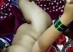 Desi Fit together Breastfeeding Husband