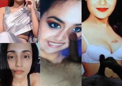 Keerthy Suresh & Trisha Krishnan have a rough threesome, cum tribute