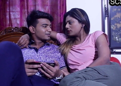 Super hot desi ungentlemanly has lovemaking with bf