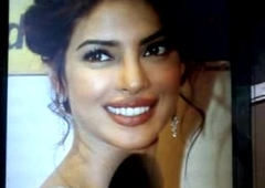 Cum Short Tribute To Prianka Chopra'_s face