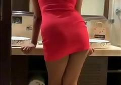 Oasi Das desi Indian chunky booty