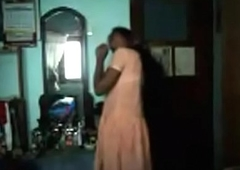 Young Telugu Girl Makes Strip Video For Boyfriend